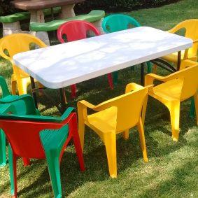 Mesas para fiestas