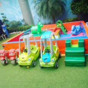 renta de juegos para bebés