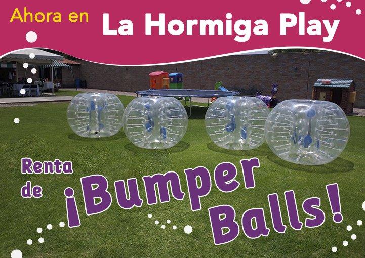 bumper balls