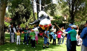 Una Fiesta Infantil Al Aire Libre with Fiestas Infantiles En Parques - Bunkers.info