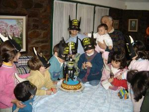 ideas-para-cumpleanos-infantiles-en-casa