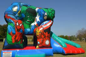 renta-de-inflables-de-superheroes