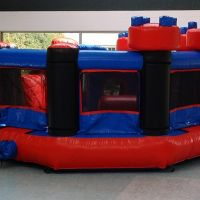 Renta de inflable avengers, spiderman, iron man, star wars